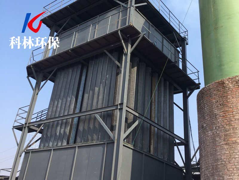 湿式静电除尘(雾)器WESP设备1